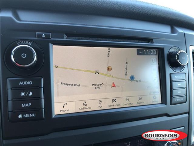 2019 Nissan Titan SL Midnight Edition (Stk: 19TN10) in Midland - Image 15 of 22