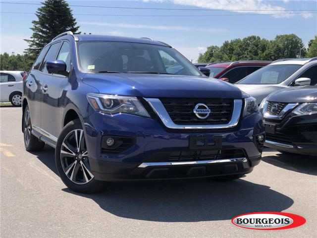 2019 Nissan Pathfinder Platinum (Stk: 19PA14) in Midland - Image 1 of 27