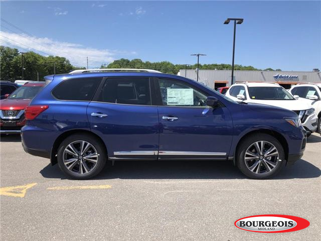 2019 Nissan Pathfinder Platinum (Stk: 19PA14) in Midland - Image 2 of 27