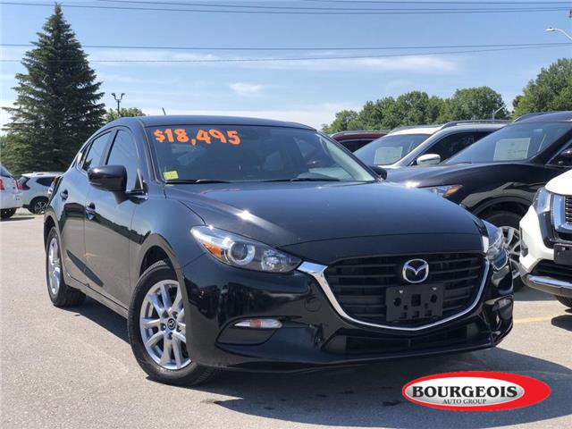 2018 Mazda Mazda3 Sport GS (Stk: 19FR2A) in Midland - Image 1 of 16