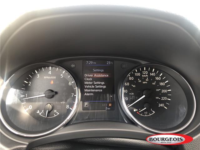 2019 Nissan Qashqai SV (Stk: 19QA14) in Midland - Image 9 of 17