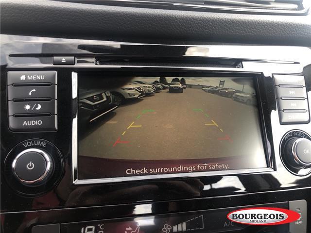 2019 Nissan Qashqai SV (Stk: 19QA14) in Midland - Image 11 of 17