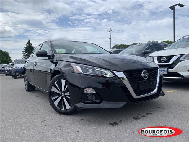 2019 Nissan Altima 2.5 SV (Stk: 019AL5) in Midland - Image 1 of 17