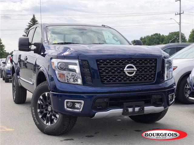 2019 Nissan Titan PRO-4X (Stk: 019TN4) in Midland - Image 1 of 18
