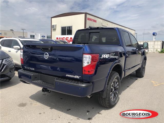 2019 Nissan Titan PRO-4X (Stk: 019TN4) in Midland - Image 3 of 18