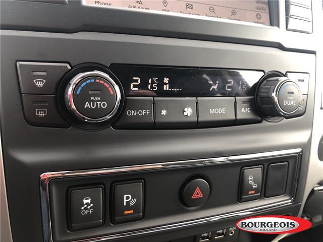 2019 Nissan Titan PRO-4X (Stk: 019TN4) in Midland - Image 14 of 18