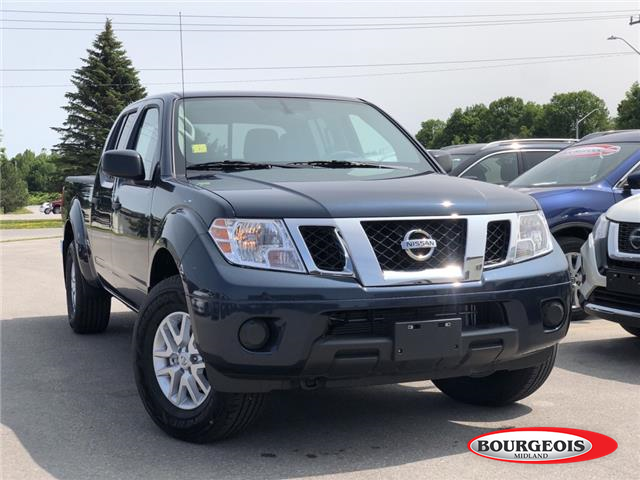 2019 Nissan Frontier SV (Stk: 19FR14) in Midland - Image 1 of 16