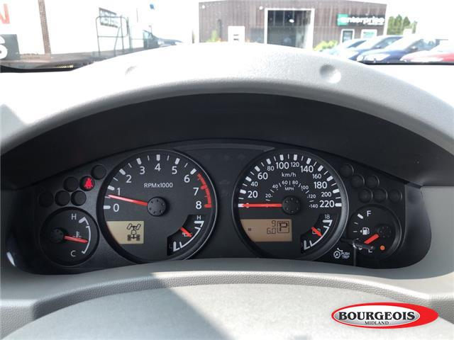 2019 Nissan Frontier SV (Stk: 19FR14) in Midland - Image 10 of 16