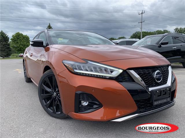 2019 Nissan Maxima SR (Stk: 019MA1) in Midland - Image 1 of 19