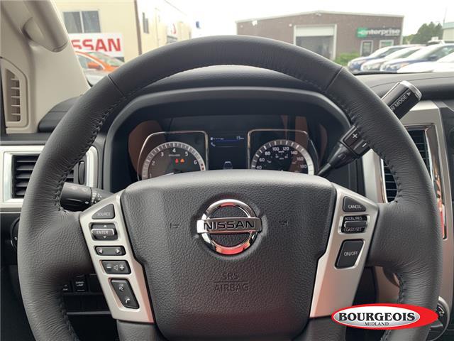 2019 Nissan Titan SV (Stk: 19TN13) in Midland - Image 9 of 18