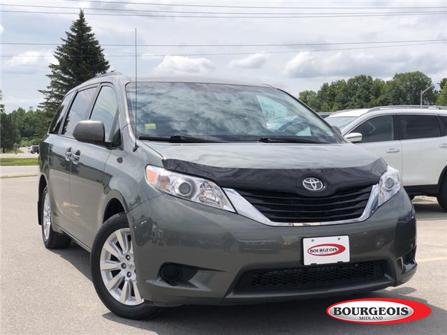 2013 Toyota Sienna LE 7 Passenger (Stk: 19RG31A) in Midland - Image 1 of 19