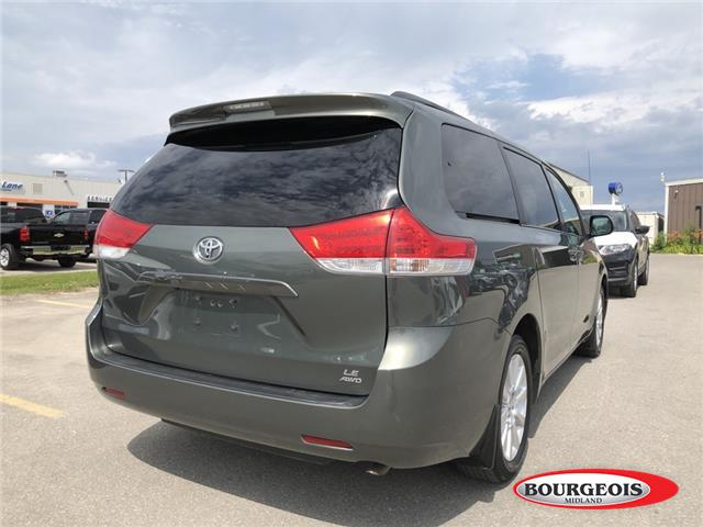 2013 Toyota Sienna LE 7 Passenger (Stk: 19RG31A) in Midland - Image 3 of 19