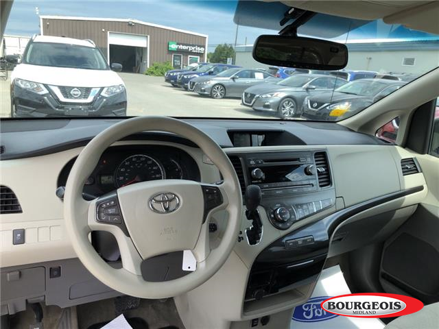 2013 Toyota Sienna LE 7 Passenger (Stk: 19RG31A) in Midland - Image 9 of 19