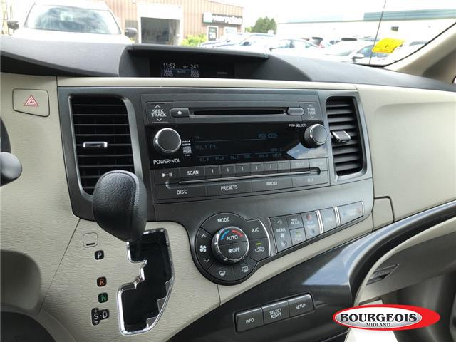 2013 Toyota Sienna LE 7 Passenger (Stk: 19RG31A) in Midland - Image 17 of 19