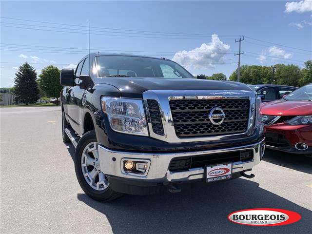2016 Nissan Titan XD SV Gas (Stk: 19KC19A) in Midland - Image 1 of 16