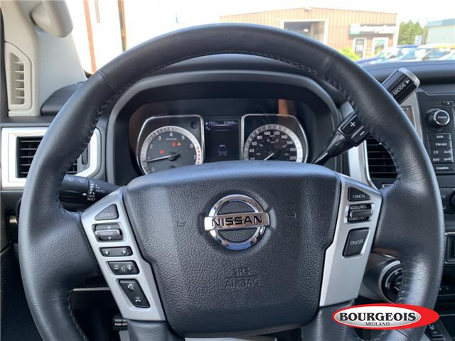 2016 Nissan Titan XD SV Gas (Stk: 19KC19A) in Midland - Image 8 of 16