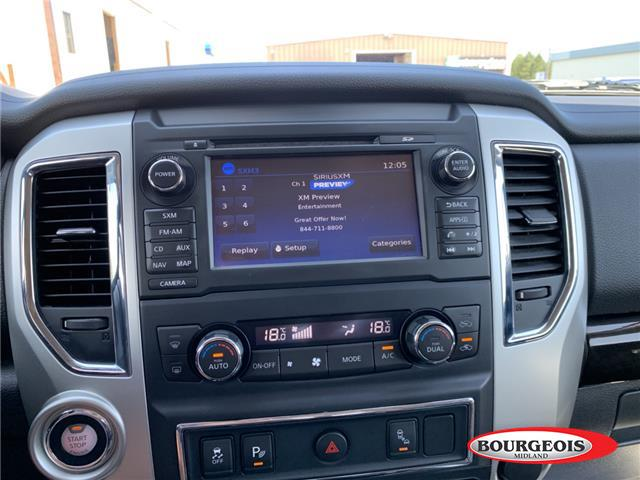 2016 Nissan Titan XD SV Gas (Stk: 19KC19A) in Midland - Image 10 of 16