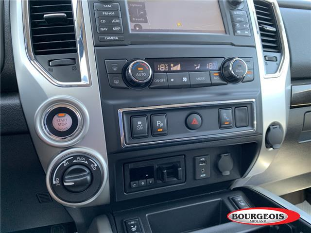 2016 Nissan Titan XD SV Gas (Stk: 19KC19A) in Midland - Image 13 of 16