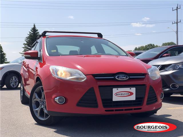 2013 Ford Focus SE (Stk: 19RG15A) in Midland - Image 1 of 17