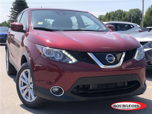 2019 Nissan Qashqai SV (Stk: 19QA19) in Midland - Image 1 of 17