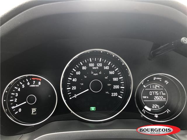 2016 Honda HR-V LX (Stk: 19RG39A) in Midland - Image 11 of 16