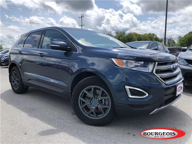 2016 Ford Edge SEL (Stk: 19MR16A) in Midland - Image 1 of 22