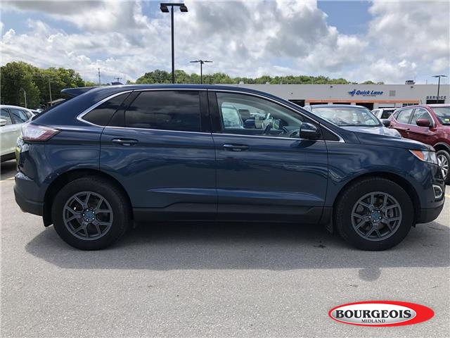 2016 Ford Edge SEL (Stk: 19MR16A) in Midland - Image 2 of 22