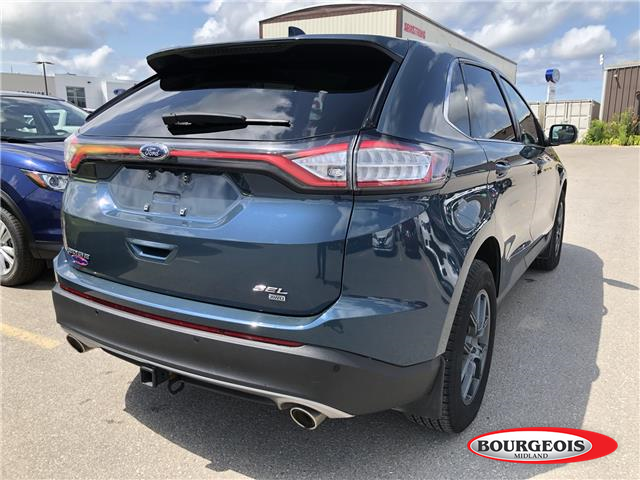 2016 Ford Edge SEL (Stk: 19MR16A) in Midland - Image 3 of 22