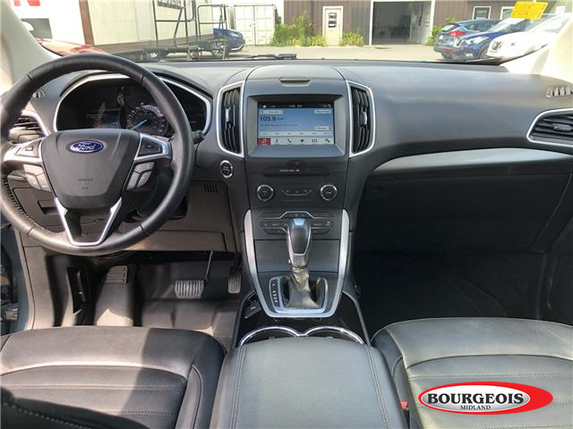2016 Ford Edge SEL (Stk: 19MR16A) in Midland - Image 10 of 22