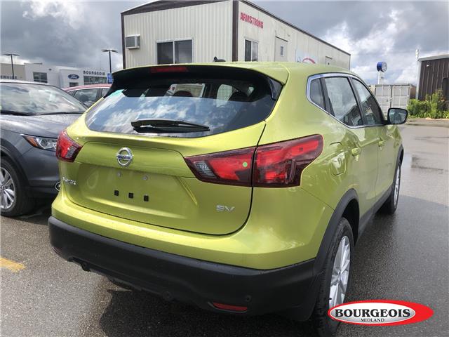 2019 Nissan Qashqai SV (Stk: 19QA25) in Midland - Image 3 of 3