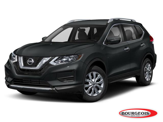 2020 Nissan Rogue S (Stk: 19RG42) in Midland - Image 1 of 9