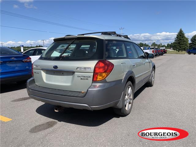 2005 Subaru Outback 3.0 R (Stk: 19RG24AA) in Midland - Image 3 of 12