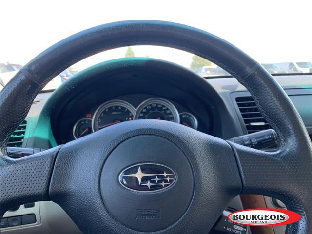2005 Subaru Outback 3.0 R (Stk: 19RG24AA) in Midland - Image 8 of 12
