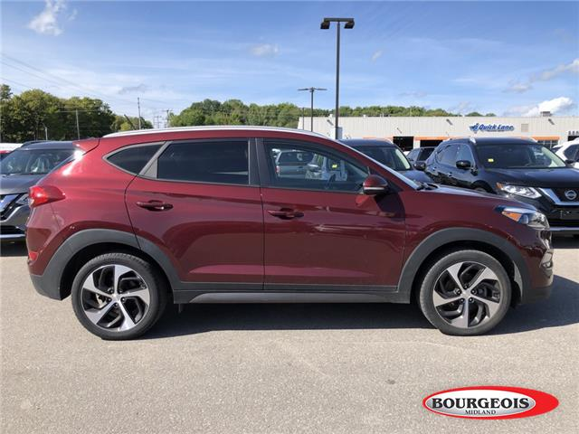 2016 Hyundai Tucson Premium 1.6 (Stk: 019MR7A) in Midland - Image 2 of 13