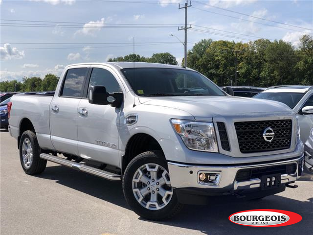 2019 Nissan Titan XD SV Gas (Stk: 19TN16) in Midland - Image 1 of 19