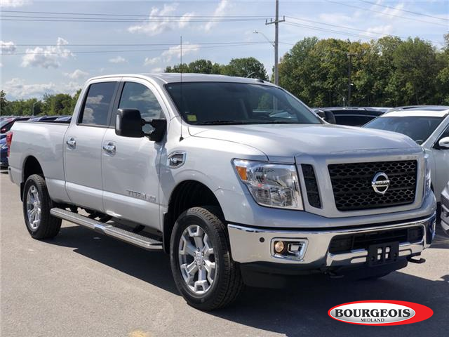 2019 Nissan Titan XD SV Gas (Stk: 19TN16) in Midland - Image 2 of 19