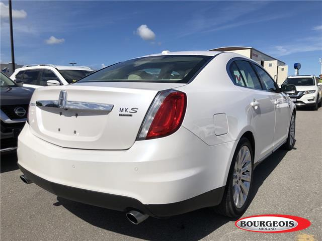 2012 Lincoln MKS EcoBoost (Stk: 019MA1A) in Midland - Image 3 of 17