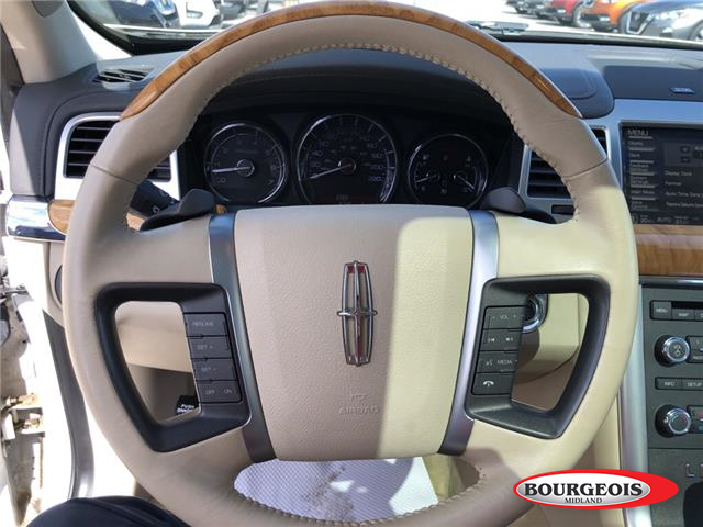 2012 Lincoln MKS EcoBoost (Stk: 019MA1A) in Midland - Image 9 of 17