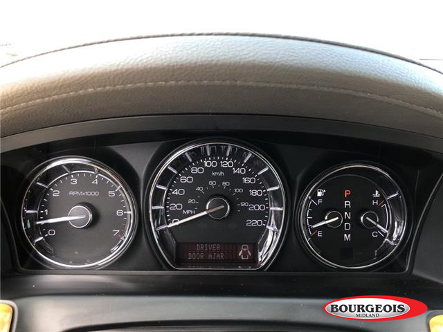 2012 Lincoln MKS EcoBoost (Stk: 019MA1A) in Midland - Image 10 of 17