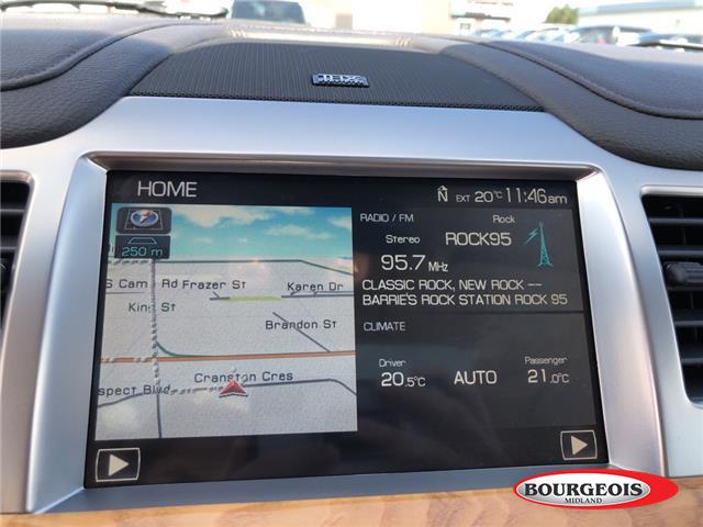 2012 Lincoln MKS EcoBoost (Stk: 019MA1A) in Midland - Image 11 of 17