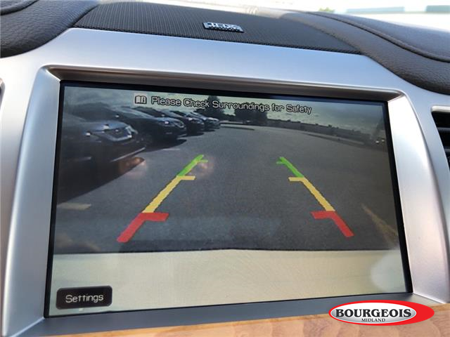 2012 Lincoln MKS EcoBoost (Stk: 019MA1A) in Midland - Image 12 of 17