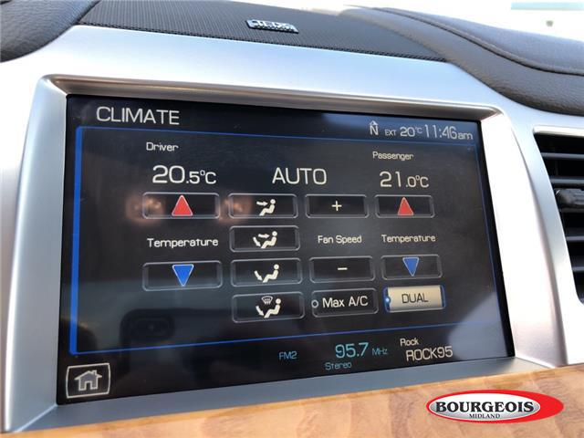 2012 Lincoln MKS EcoBoost (Stk: 019MA1A) in Midland - Image 13 of 17