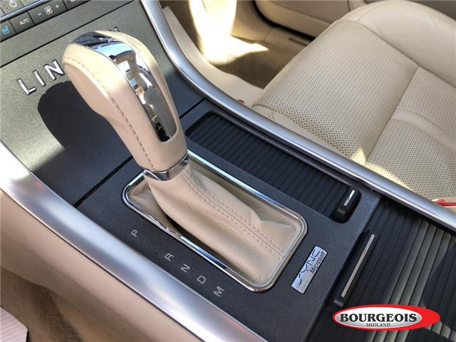 2012 Lincoln MKS EcoBoost (Stk: 019MA1A) in Midland - Image 15 of 17