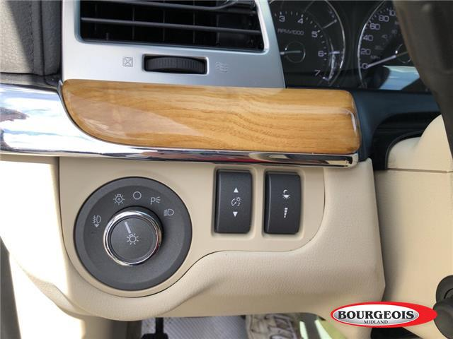 2012 Lincoln MKS EcoBoost (Stk: 019MA1A) in Midland - Image 16 of 17