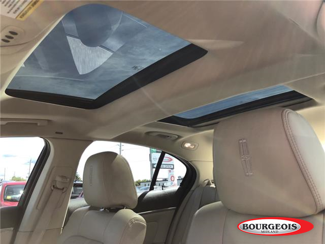 2012 Lincoln MKS EcoBoost (Stk: 019MA1A) in Midland - Image 17 of 17