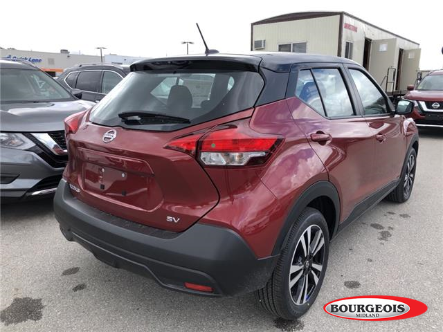 2019 Nissan Kicks SV (Stk: 19KC31) in Midland - Image 3 of 14