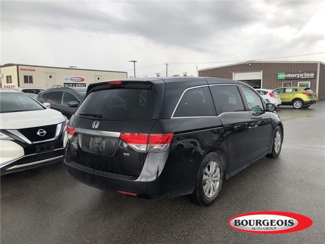2016 Honda Odyssey SE (Stk: 19PA16A) in Midland - Image 3 of 4