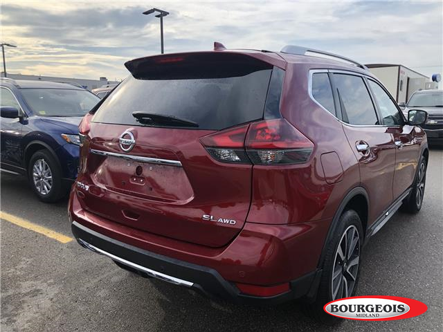 2019 Nissan Rogue SL (Stk: 019MR4A) in Midland - Image 3 of 19