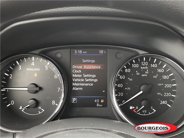 2020 Nissan Rogue SV (Stk: 020RG7) in Midland - Image 9 of 15