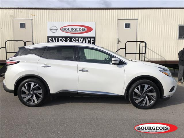 2016 Nissan Murano Platinum (Stk: 19MR23A) in Midland - Image 2 of 21